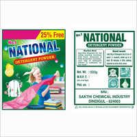 National Detergent Powder