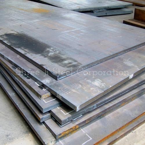 Mild Steel Hot Rolled Sheets