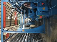 Big Pitch Netting Machine Max 60 mm pitch with 425 mm spool dia