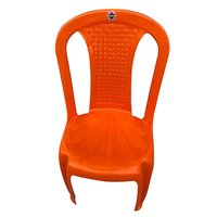 Plastic Armless Chair
