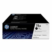 HP 78A Black Laserjet Toner Cartridge