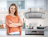 Best Design Modular Kitchens Chimney