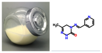 Pesticide Pymetrozine,CAS No.:123312-89-0