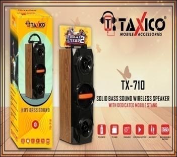 TX-710 BLUETOOTH SPEAKER