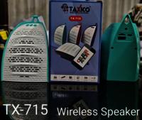 TX-715 WIRELESS SPEAKER