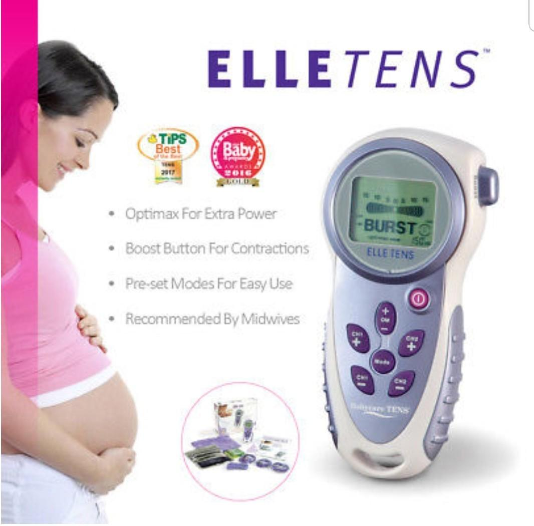 Elle Tens Maternity For Labour Pain