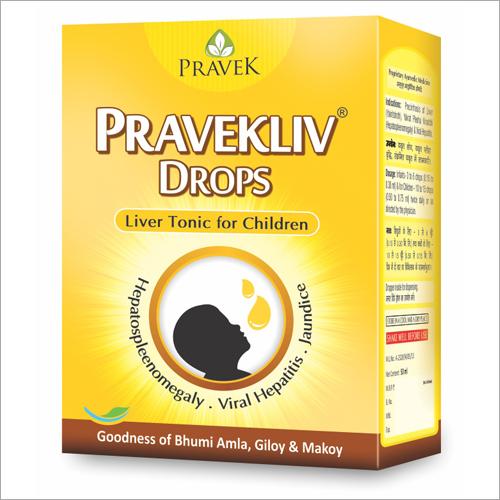 Children Liver Tonic
