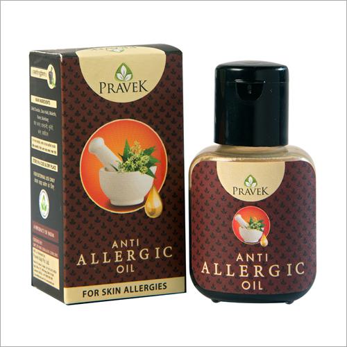 Anti Allergic Oil