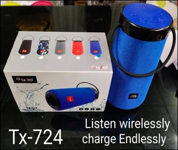 Tx-724 Portable Wireless Speaker