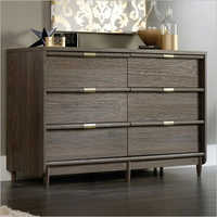 Designer Wooden 6 Drawer Cabinet