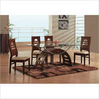 Four Seater Dining Table Set