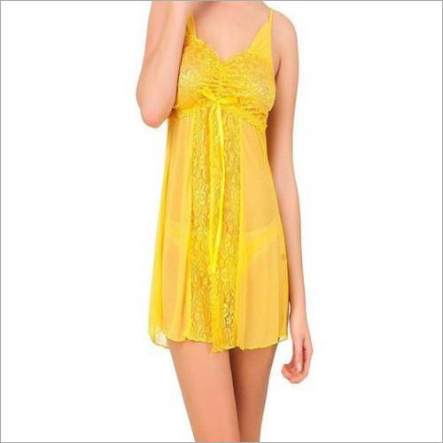 Ladies One Piece Short Nighty