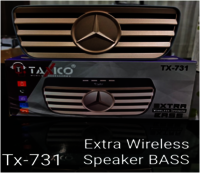 TX-731 WIRELESS SPEAKER BLUETOOTH