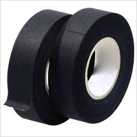 Black Nylon Adhesive Tape