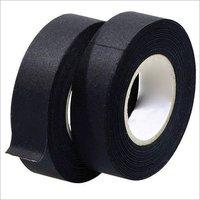 Black Nylon Adhesive Tape