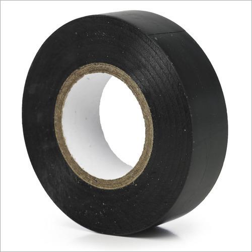 Plain Black Adhesive Tape