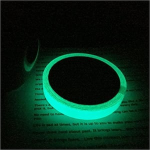 Night Glow Safety Tape
