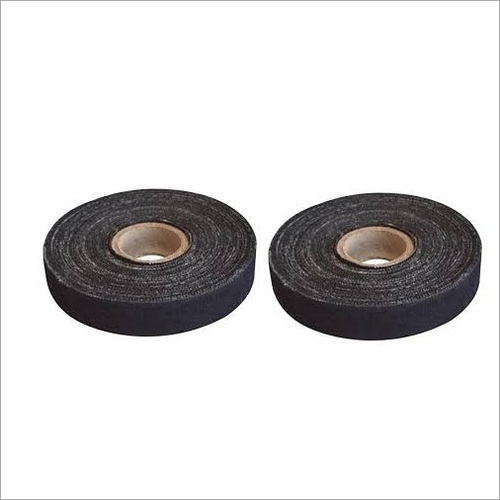 Black Cotton Friction Tape