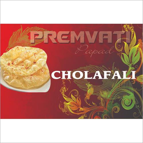Chorafali papad
