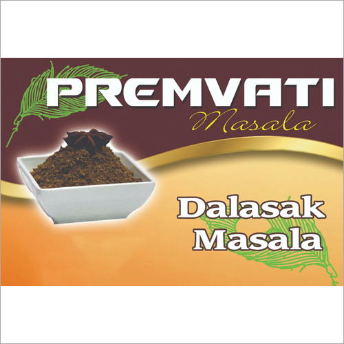 Dalasak Powdered Masala
