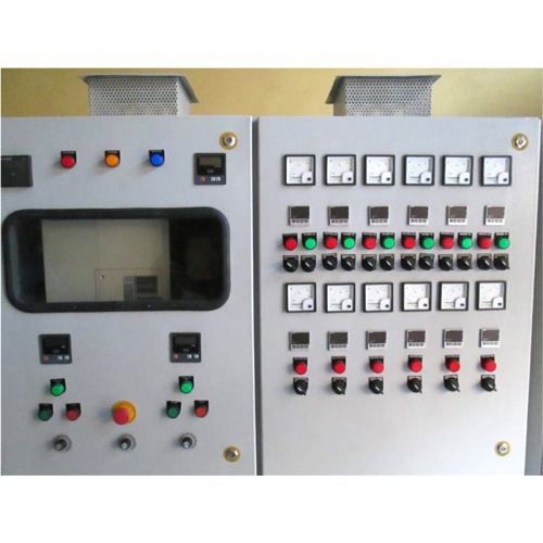 Heating Control Panel