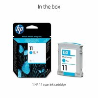 HP C4836A No 11 Cartridge Cyan