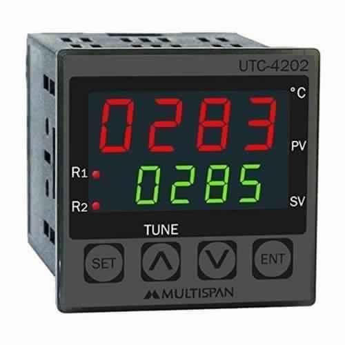 Multispan PID (temperature controller)