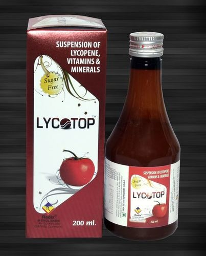 Antioxidant Syrup
