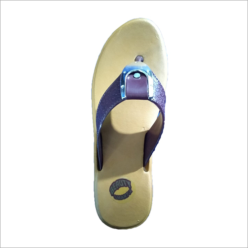 Ladies Plain PVC Slippers