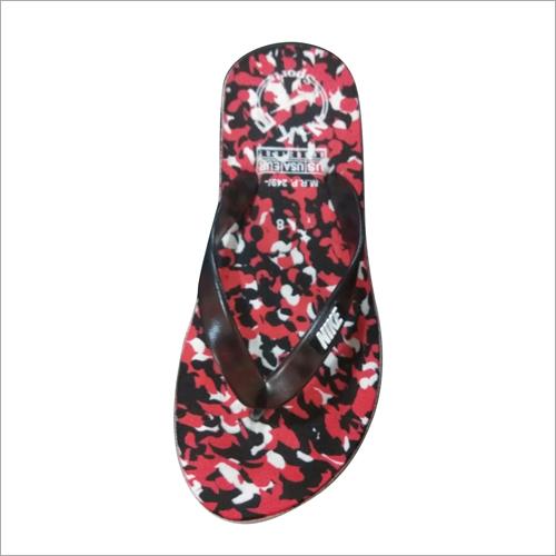 Mens Printed Slippers