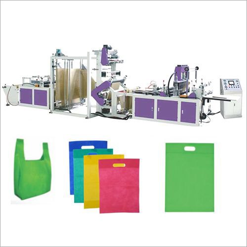 Paper Bag Making Machine Manufacturers, Suppliers and Exporters, India