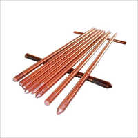 Solid Copper Earthing Rod