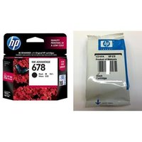 HP 678 Black Ink Cartridge CZ107AA