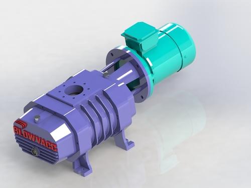 Iron Vacuum Pump