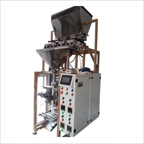 Load Cell Based Automatic Collar Type Packing Machine