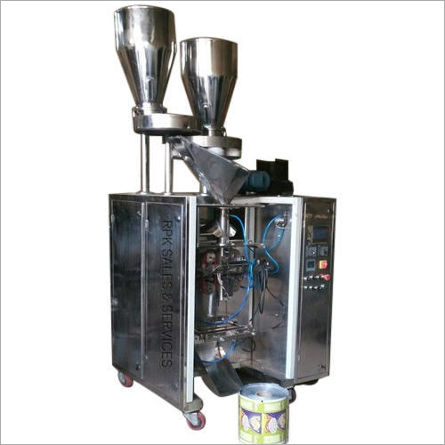 Automatic Diet Chiwda Pouch Packing Machine