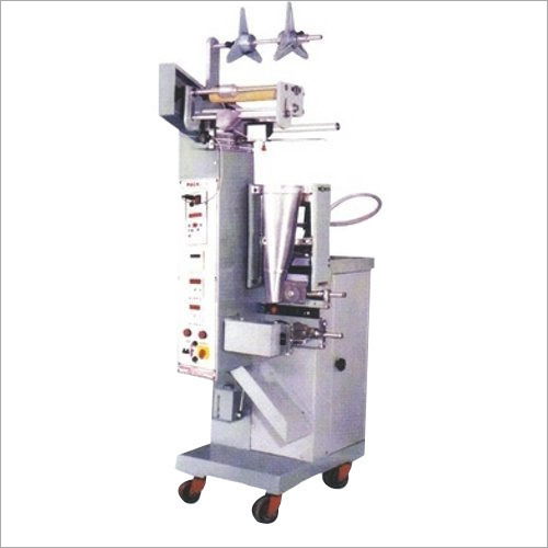 Liquid Paste Pouch Packing Machine
