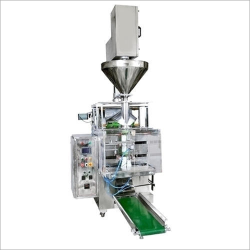 Automatic Collar Type Auger Filler Machine