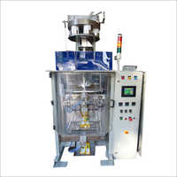 Automatic Collar Type Liquid Pouch Filler Machine