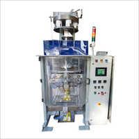 Automatic Collar Type Liquid Pouch Filler Machine
