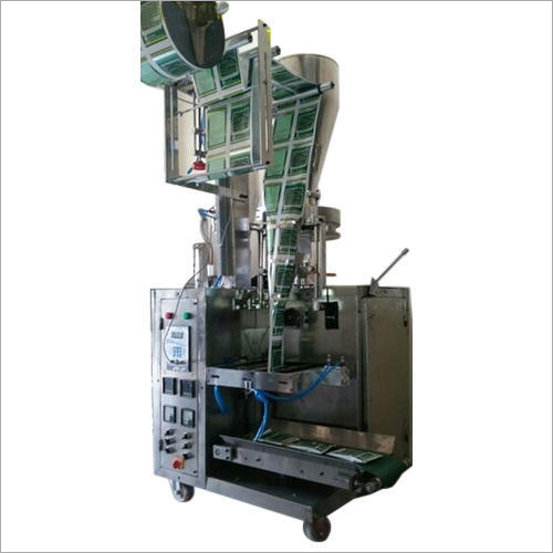 Semi Pneumatic Seeds Pouch Packing Machine