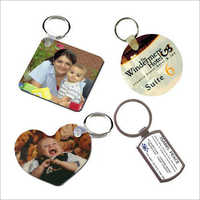 Advertising Key Ring