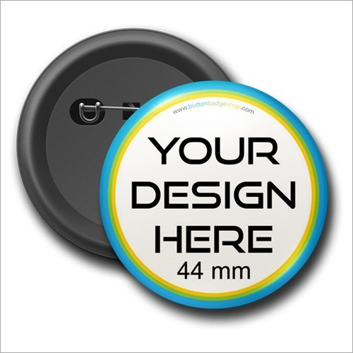 Advertising Promotional Badge