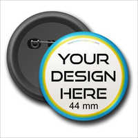 Advertising Promotional Badge
