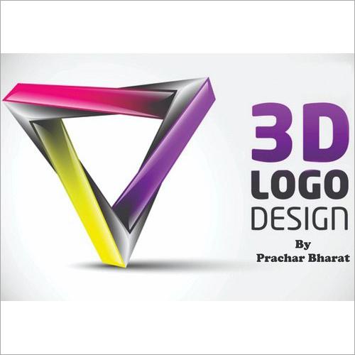 3D Logo Designing