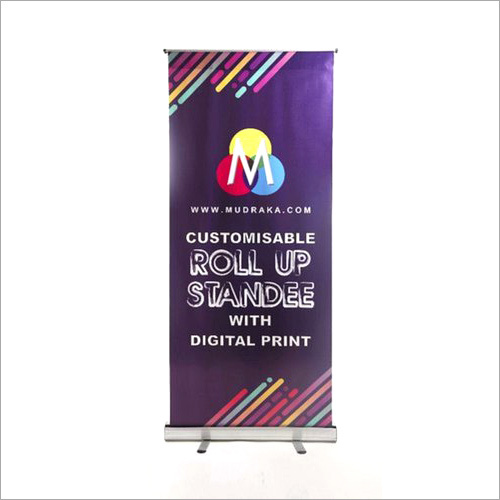 Roll Up Standee Printing Services
