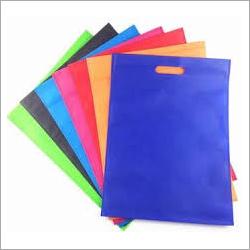 D Cut Colored Bag