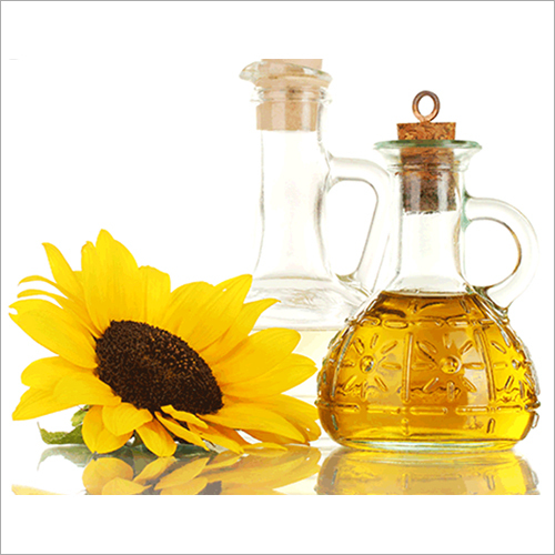 Fresh Sunflower Oil