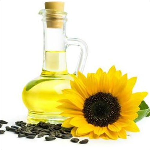 Yellow Sunflower Oil