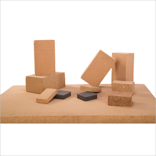 Anti-Vibration Cork Slabs or Blocks or Sheets